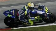 Sepang: subito duello Lorenzo-Rossi, dominio Yamaha