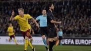 Lazio fuori agli ottaviEuropa senza italiane