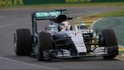 Australia, libere ad HamiltonTerzo Raikkonen, ottavo Vettel