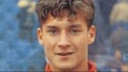 Totti, 23 anni dall'esordioL'omaggio della Roma FOTO