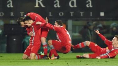 Incredibile Alessandria: è in semifinale di Coppa Italia