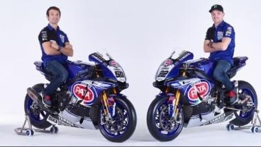 """Sbk, Yamaha svela la YZF-R1Giuntoli: """"Moto esaltante"""""""