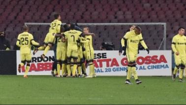 C. Italia, JoJo e Ljajic fanno fuori il Napoli: Inter in semifinale