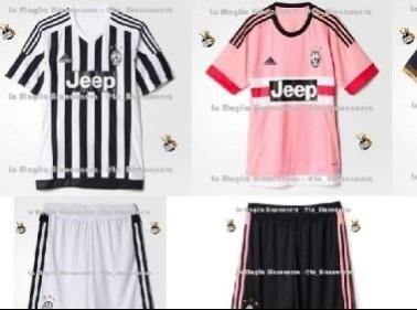 La Juve cambia look per il 2015/2016 Ecco le nuove maglie LE FOTO