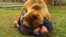 Usa, grizzly trattati come figli