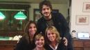 Chicca e Giovanni, cena con le mamme