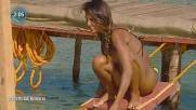 Cristina Buccino fuori di seno e dall'Isola dei Famosi