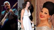 Da Pino Daniele a Moira Orfei, quanti addii nel 2015