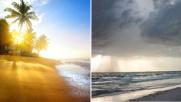 Meteo-vacanza: le destinazioni con il sole (e quelle a rischio...