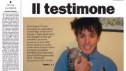 Giulio Regeni, Il Manifesto pubblica l'ultimo articolo