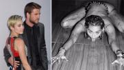 Miley Cyrus torna con Liam, ma sui social è sempre hot