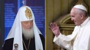 Il Papa incontra a Cuba il patriarca di Mosca Kirill