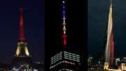 Mondo si colora per Bruxelles, ma New York (forse) sbaglia