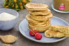 Pancake integrali senza burro