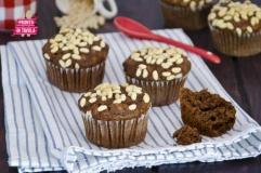 Muffin al riso soffiato