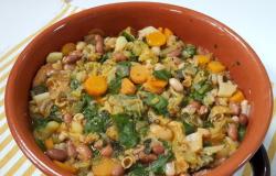Zuppa di verdure toscana