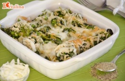 Broccoletti gratinati