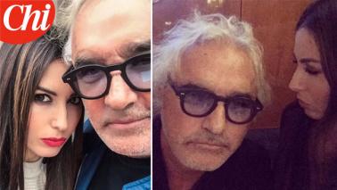 """Elisabetta Gregoraci e il """"nuovo"""" Briatore: """"Basta critiche, noi siamo felici"""""""