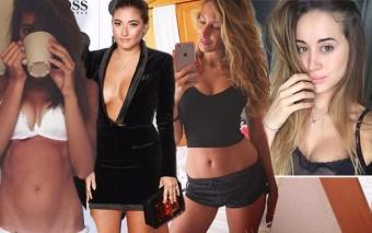 Sui social impazzano le sexy figlie degli allenatori