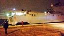 Traghetto, 200 naufraghi a Brindisi