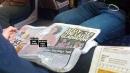 Gran Bretagna, addio alle modelle in topless<br> Il <i>The Sun</i> cancella la storica pagina tre