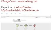 Charlie, prima vittoria di Anonymous su sito jihadista