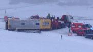 Francia, schianto tra auto e scuolabus: due le vittime