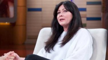 """Shannen Doherty in lacrime: """"Non posso avere figli"""""""