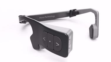 Dall'Italia alla Cina: dito-smartwatch e occhiali sonori