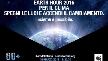 Torna l'Ora della Terra, luci spente per il bene del pianeta