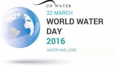 Il 22 marzo si celebra la Giornata mondiale dell'acqua