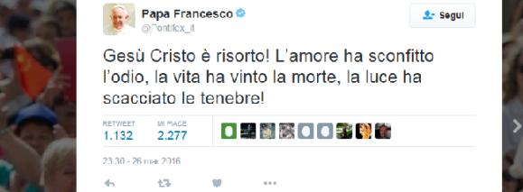 Pasqua, Francesco celebra messa: San Pietro blindata