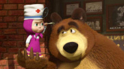 Masha e Orso, i nuovi episodi su Infinity