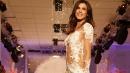 Elisabetta Canalis sposa semi nuda
