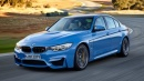 BMW M3, performance ed efficienza