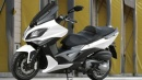 Kymco Xciting 400i, arriva l'ABS