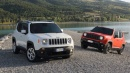 Renegade, la Jeep made in Italy