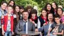 Christian De Sica e Rocco Papaleo nella scuola più bella del mondo
