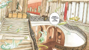 Manga, Jirō Taniguchi entra con le sue tavole al Louvre
