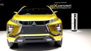 Mitsubishi Space Star 2016 e eX-Concept