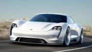 Porsche Mission E, la nuova frontiera