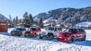 Winterproof, la gamma Jeep alla prova dell'inverno