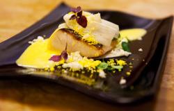 Uova, asparagi e ricciola: la ricetta dello Chef Andrea Asoli