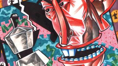 """A Roma """"Fumetto italiano. 50 anni di romanzi disegnati"""""""