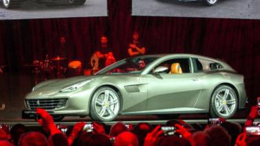 Ferrari svela il fascino della GTC4 Lusso