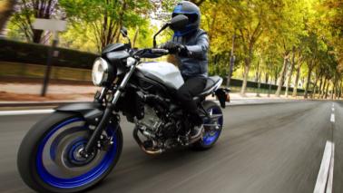 Suzuki lancia la nuova SV650 ABS