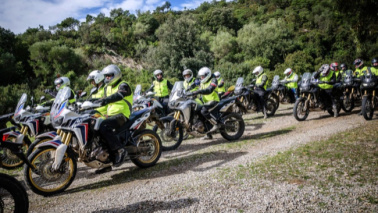 Twin True Adventure Sardegna 2016