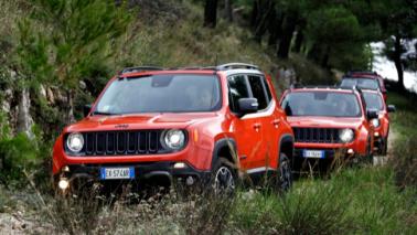 Le nuove idee di Jeep Renegade