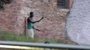 Jesi, giovane armato si barrica in chiesa: arrestato