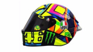 Rossi presenta il nuovo cascoEcco Soleluna 2016 FOTO